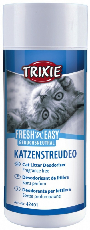 Trixie Fresh'n'Easy Desodorizante, Inodoro 200 g Neutral