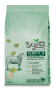 Purina Beyond Simply 9 - Agnello co Orzo Integrale 1.4 kg