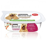 Purina Beneful Gourmet Menu with Lamb, Rice & Carrots 200 g