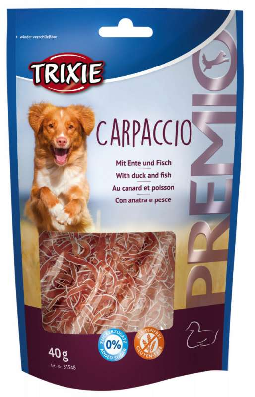 Trixie Premio Carpaccio with Duck & Fish 40 g