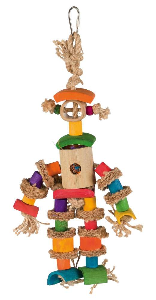 Natural Toy with Jute Rope 25 cm  from Trixie