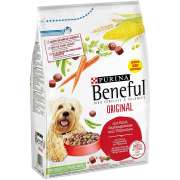 Beneful Original with Beef, Vegetables and Vitamins Purina 3 kg, 12 kg, 1.5 kg