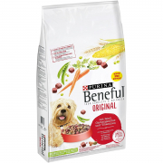 Beneful Original with Beef, Vegetables and Vitamins 12 kg