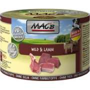 MAC's Dog - Game & Lamb, Canned 200 g