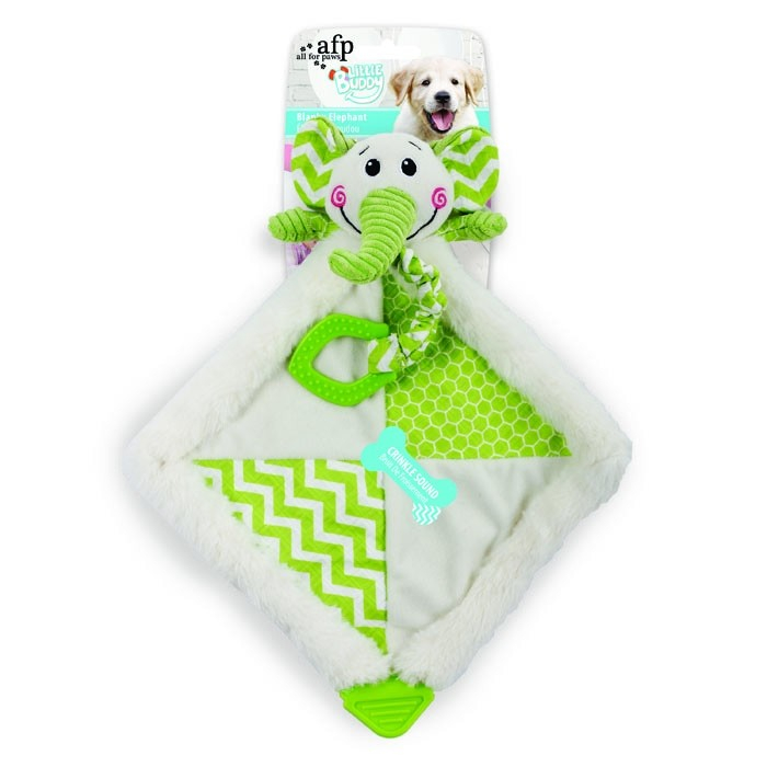 All for Paws Little Buddy Blanky Elephant  0847922042004 anmeldelser