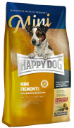 Happy Dog Supreme Mini Piemonte with Duck, Salt-Water Fish and Sweet Chestnut 300 g