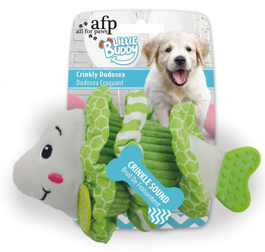 All for Paws Little Buddy Crinkly Dodosea  847922042042 anmeldelser