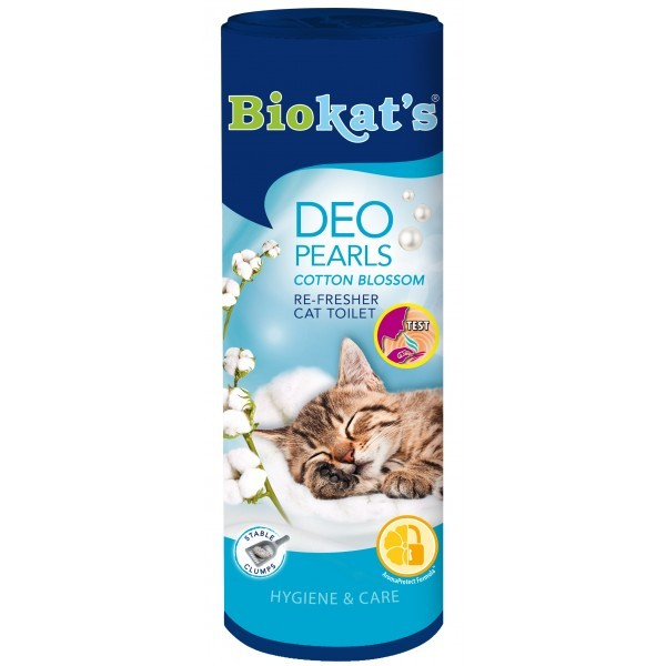 Biokat's Deo Pearls Cotton Blossom 700 g 4002064605173 opiniones
