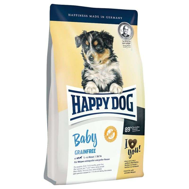 Happy Dog Supreme Young Baby Grainfree 1 kg, 4 kg