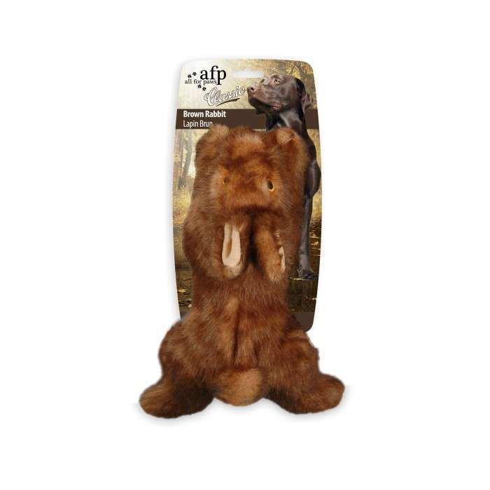 All for Paws Classic Brown Rabbit Large Brown Rabbit L  847922040338 erfaringer