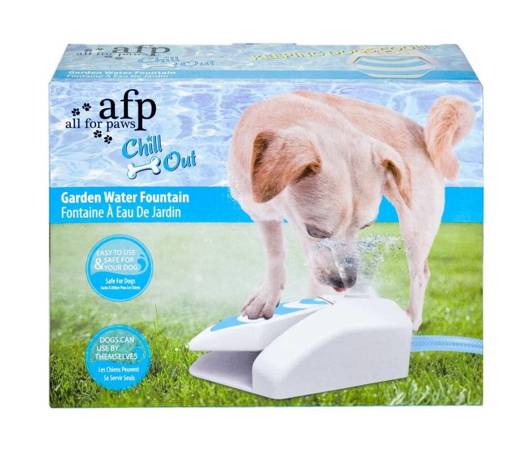 All for Paws Chill Out Garden Fountain  847922081867 anmeldelser