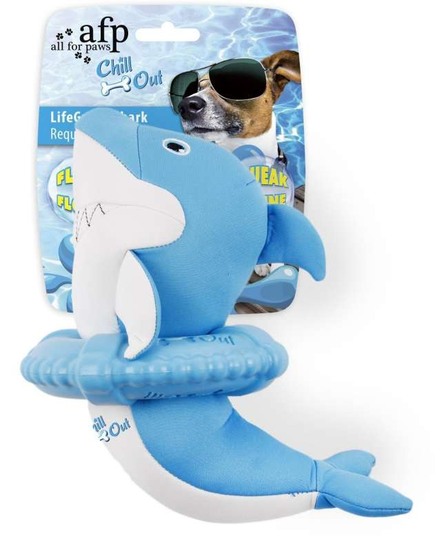 All for Paws Chill Out LifeGuard Shark  Shark