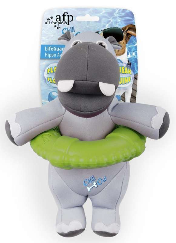 All for Paws Chill Out LifeGuard Hippo  847922082147 anmeldelser