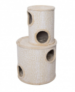 EBI Cat Scratching Tower Nested Dome OAK