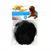 Pet Fountain Replacement Filter Cartridges Schwarz