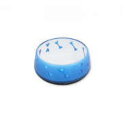 Dog Love Bowl Light blue