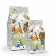 Puur Wellensittiche 750 g