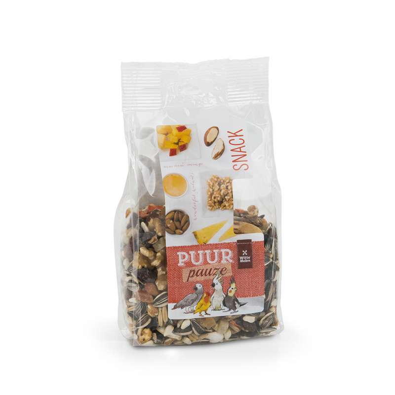 Witte Molen Puur Pauze Snack Mix Nuts & Fruits 200 g 8711304674515 erfaringer