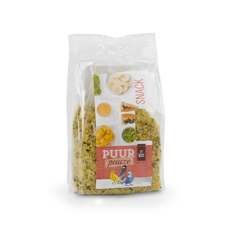 Witte Molen Puur Pauze Fruit- & Herb Crumble EAN: 8711304674614 reviews
