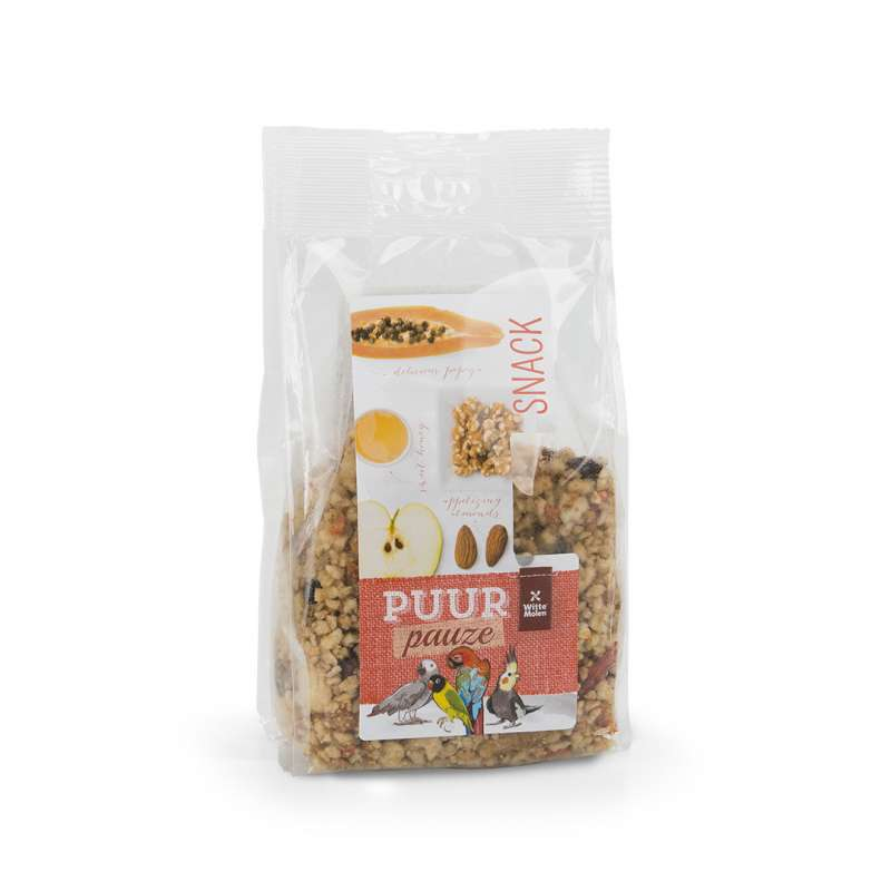 Witte Molen Puur Pauze Fruit- & Notencrumble 200 g 8711304674713