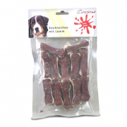 Chewing bone with Lamb, 12 pieces (5cm) 12 kpl