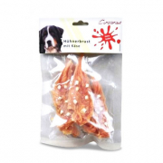 Corwex Chicken breast with Cheese - Jerky & dried poultry for dogs