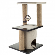 All for Paws Classic Comfort Two Level Climb and Play Scratcher Art.-Nr.: 26159
