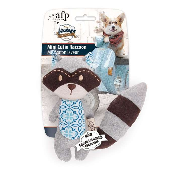 All for Paws Vintage Pet Bent Fox