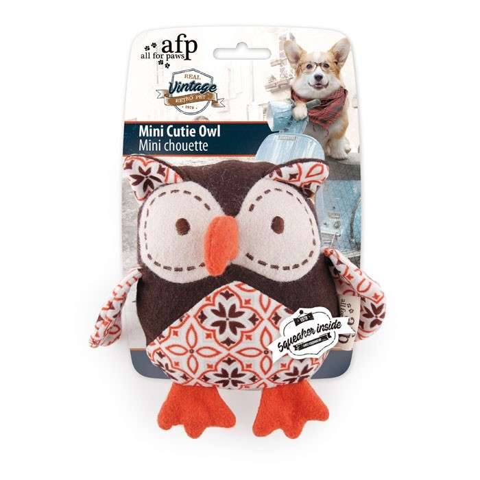 All for Paws Vintage Pet Mini Cutie Owl  847922048006 opiniones