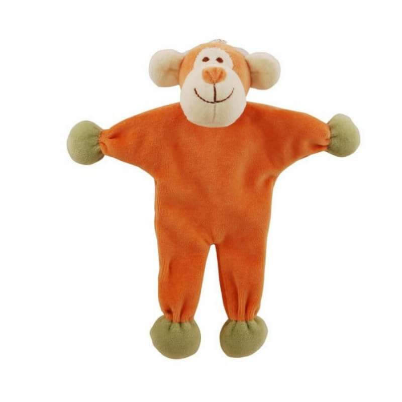 Simply Fido Organic Collection Stuffless Oscar Monkey, 23cm  Monkey