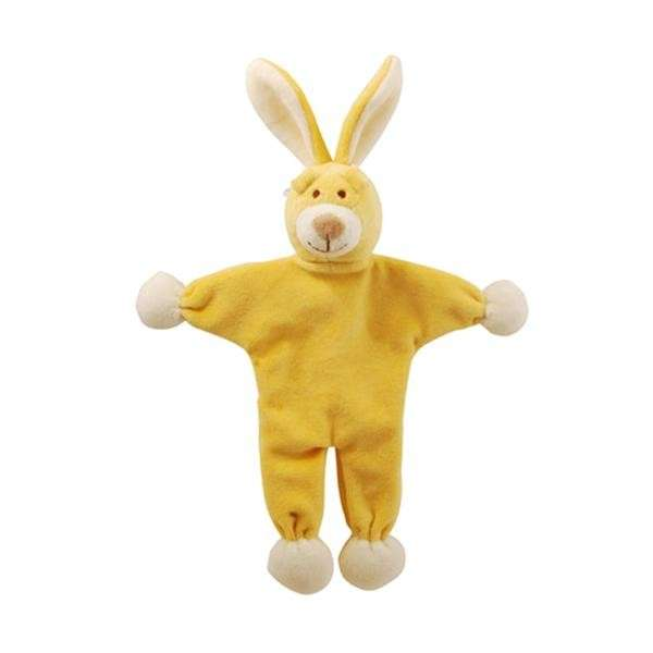 Simply Fido Organic Collection Stuffless Lucy Bunny, 23cm  Bunny
