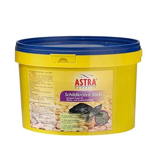 Europet-Bernina Astra Schildkröten-Sticks  3 l