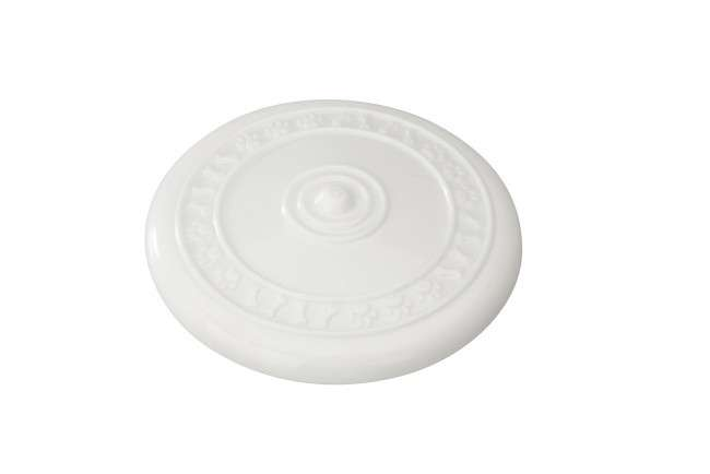 Europet-Bernina Rubber Frisbee, white  White  order cheap
