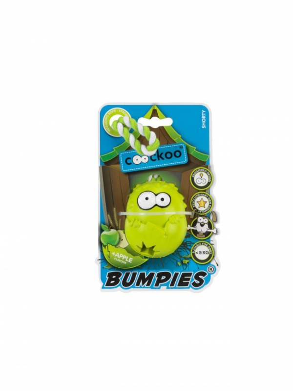 EBI Coockoo Bumpies Shorty Apple con Cuerda 70x56x48 mm 4047059435977 opiniones