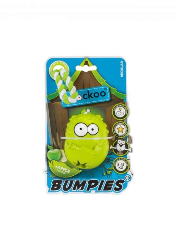 EBI Coockoo Bumpies Shorty Apple con Cuerda