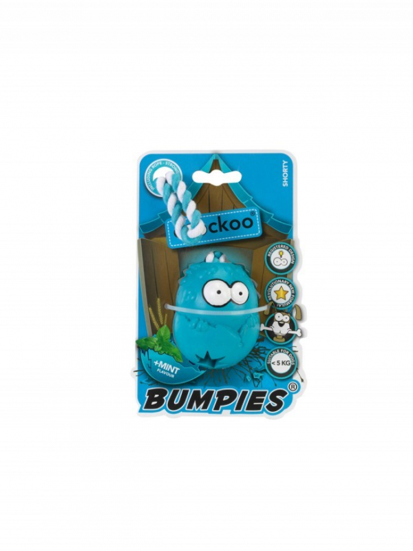 EBI Coockoo Bumpies Shorty Mint con Cuerda 70x56x48 mm 4047059435977 opiniones