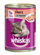 Whiskas 1+ Terrine met Hart Art.-Nr.: 218