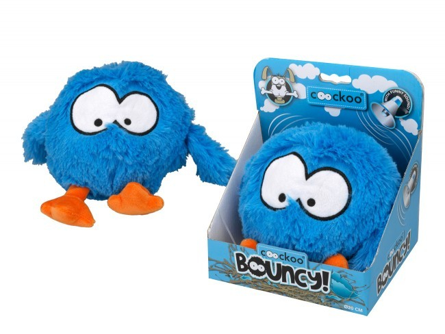EBI Coockoo Bounce Jumping Ball 28 cm 4047059432648 opiniones