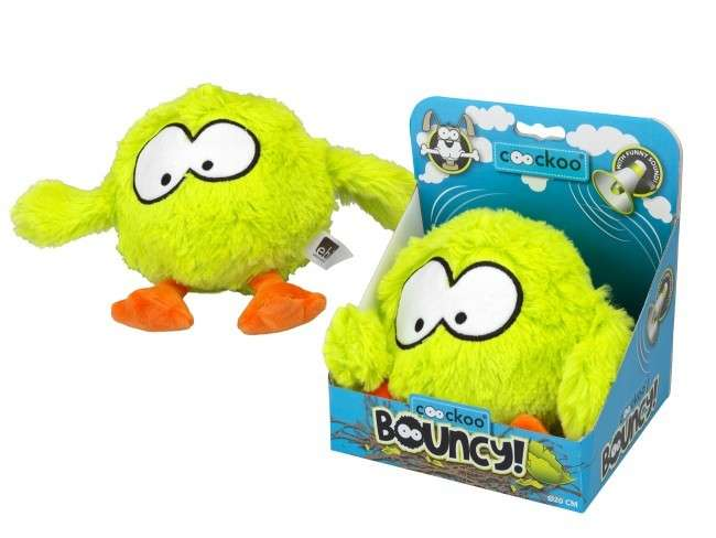 EBI Coockoo Bounce Jumping Ball  Lime 28 cm