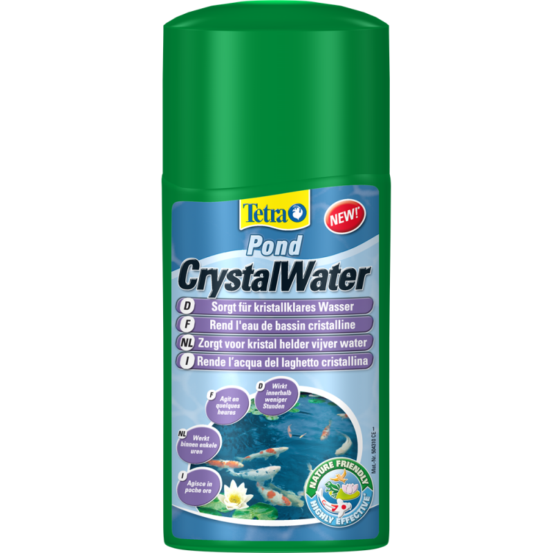 Tetra Pond Crystal Water 250 ml 4004218180635
