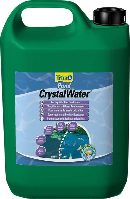 Tetra Pond CrystalWater  3 l