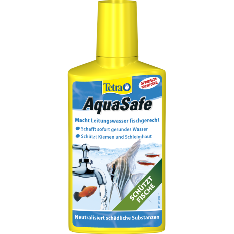 Tetra AquaSafe 500 ml  acquista comodamente