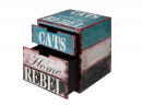 D&D Cat-Box - Rebel, L 40x40x50 cm