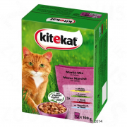 Kitekat Multipack 12 Variety Pouches in Jelly Art.-Nr.: 930