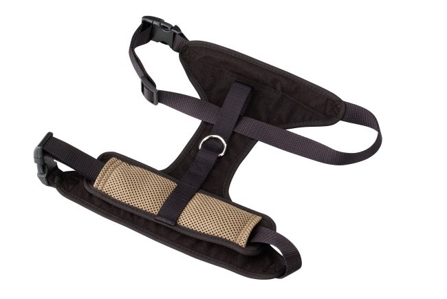 EBI D&D Dog Harness All Season  L Brun clair