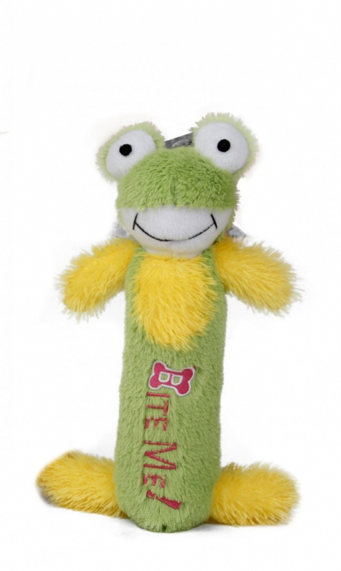 Europet-Bernina Dog Toy Froggy Bo S  4047059427798 opiniones