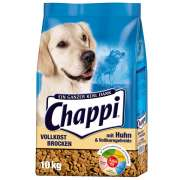 Chappi Wholegrain chunks with Chicken, Vegetables and Cereals 10 kg  in huisdieren winkel