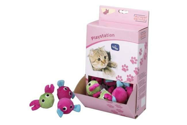 Europet-Bernina Short-Plush Pet Ping-Pang Ball Ping-Pang Ball   acquista comodamente