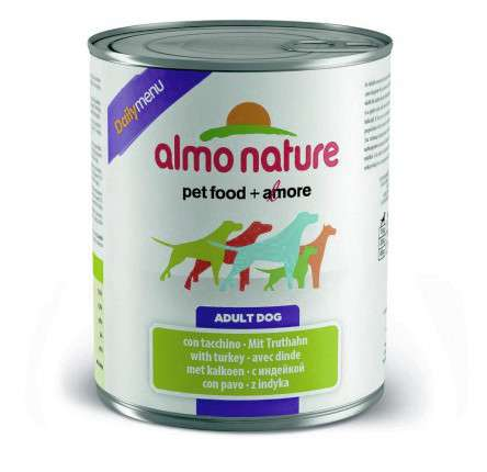 Almo Nature DailyMenu Adult Dog Kalkoen 400 g, 800 g