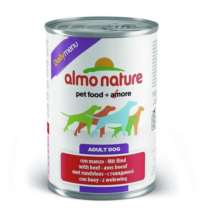 Almo Nature DailyMenu Adult Dog Rund 400 g 8001154123807